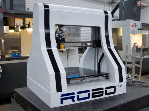 Robo3D - 3D-Drucker © Robo 3D Printer
