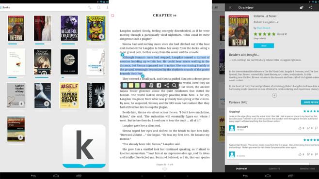 Kobo-Bücher ©Kobo eBooks