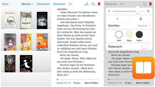 iBooks © Apple