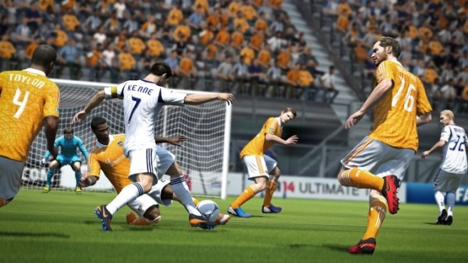 Fifa 14: Gr�tsche © Electronic Arts
