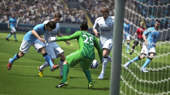 Fifa 14: Manchester City © Electronic Arts
