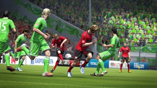 Fifa 14: Tödlicher Pass © Electronic Arts