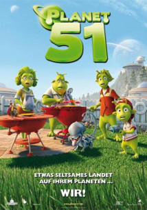 Planet 51 © Sony Pictures Ent.