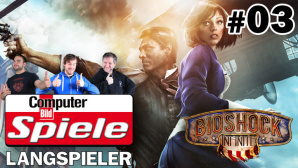 Actionspiel Bioshock Infinite: Logo © 2K Games