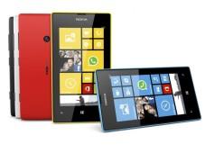 Das Nokia Lumia 520 gibt es in fünf versch