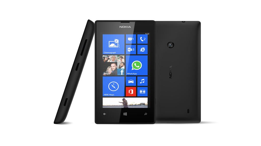 Nikoa Lumia 520 ©Nokia