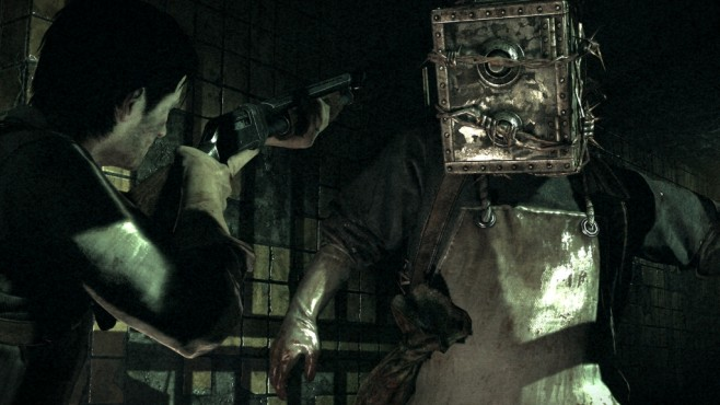 The Evil Within © Bethesda