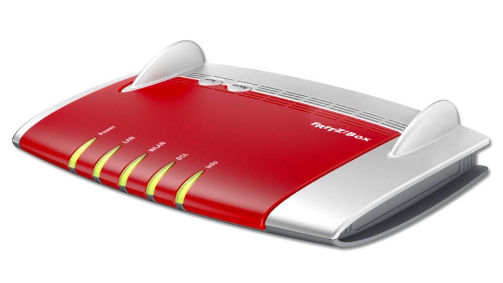 AVM FritzBox 3390: Test des WLAN-Routers mit 450 Mbps Die AVM FritzBox 3390 beweist, dass im alten WLAN-n-Standard noch Temporeserven schlummern. ©AVM