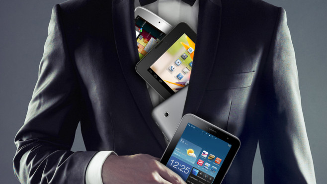 Test: Tablets im Vergleich ©George Mayer - Fotolia.com, Samsung, Archos, Huawei