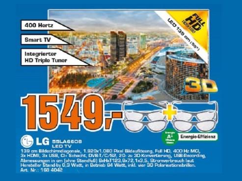 LG 55LA6608 ©Saturn