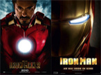 Iron Man 1 + 2 © Watchever