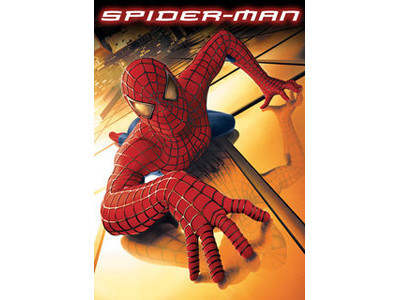 Platz 1: Spider-Man © Watchever