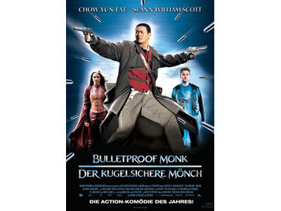 Platz 12: Bulletproof Monk – Der kugelsichere Mönch © Watchever