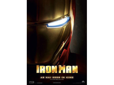 Platz 7: Iron Man © Watchever