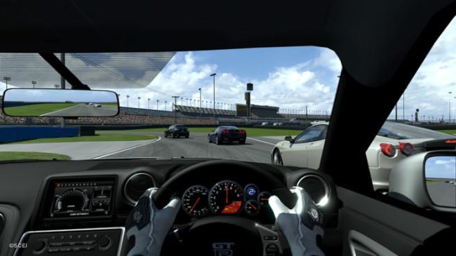 Gran Turismo 5: Cockpit ©Sony