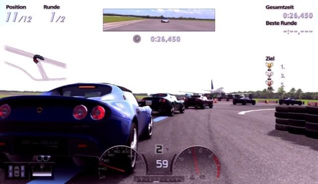 Gran Turismo 5: Elisen ©Sony