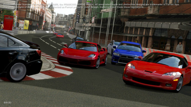 Gran Turismo 5: Kurve ©Sony