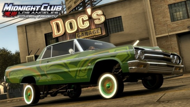 Midnight Club – Los Angeles: Doc's © Rockstar Games