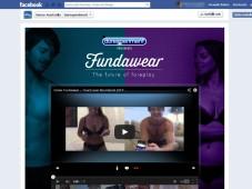 Durex Fundawear: Vibrierende Unterw�sche f�r sie und ihn Sexy Gadget: Auf der Facebook-Seite von Fundaware k�nnen interessierte P�rchen Testobjekte gewinnen. ©Durex / Facebook