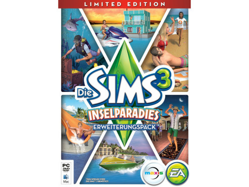 Die Sims 3 � Inselparadies ©Electronic Arts