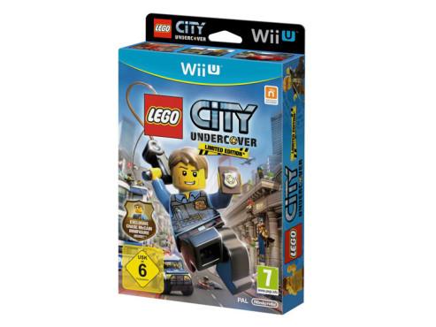 Lego City Undercover ©Nintendo