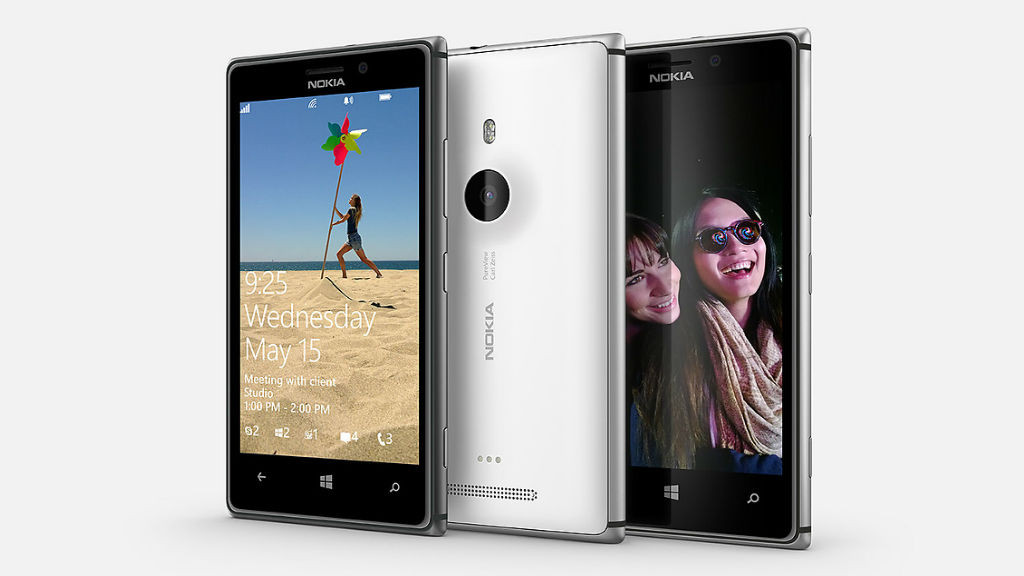 Nokia Lumia 925: Test des Top-Modells mit Windows Phone 8 Das Nokia Lumia 925 ist das neue Flaggschiff des finnischen Herstellers. ©Nokia