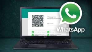 WhatsApp für den PC © WhatsApp, Acer