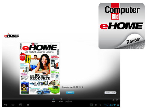 eHome digital © Axel Springer AG