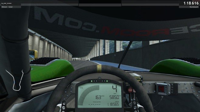 RaceRoom Racing Experience ©SimBin Studios