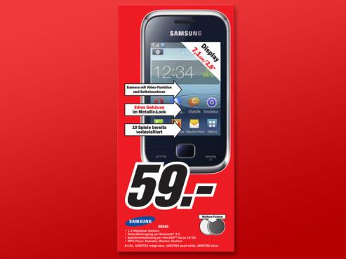 Samsung REX60 ©Media Markt
