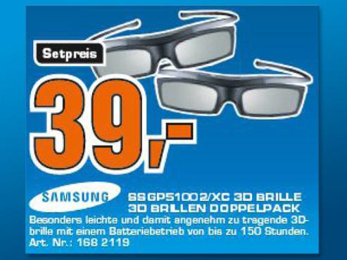 Samsung SSG-51002GB (2x SSG-5100GB) ©Saturn
