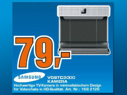 Samsung VG-STC3000 ©Saturn