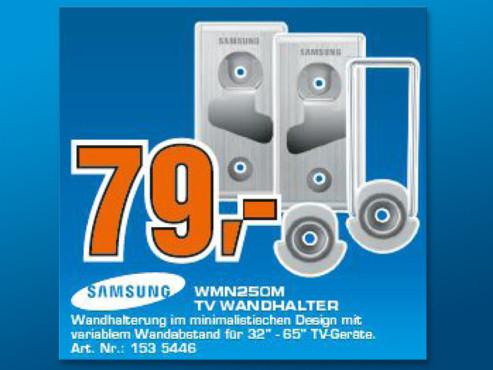 Samsung WMN250M ©Saturn