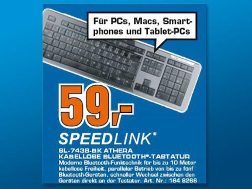 Speed-Link ATHERA ©Saturn