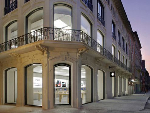 Apple Store Bologna © Apple