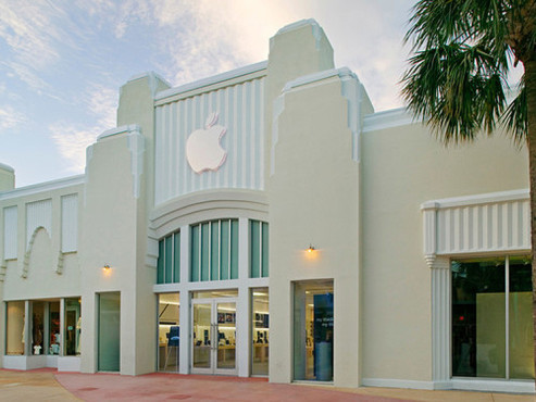 Apple Store Miami © Apple