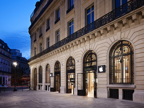Apple Store Paris, Opera © Apple