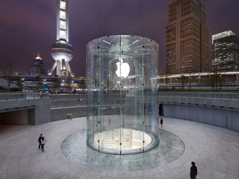 Apple Store Shanghai © Apple