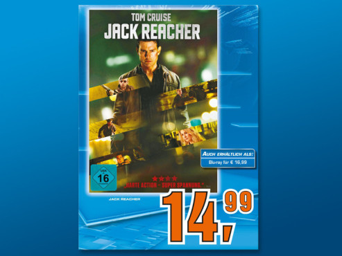 Jack Reacher © Saturn