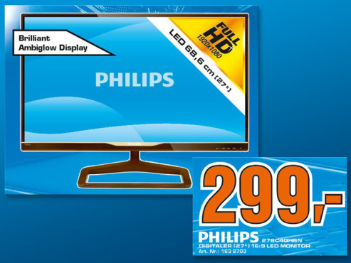 Philips 278C4QHSN © Saturn