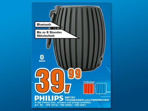 Philips SoundShooter SBT30 ©Saturn