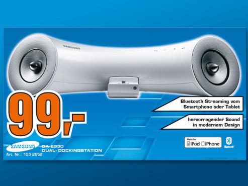 Samsung DA-E550 ©Saturn