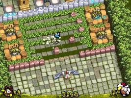Screenshot 1 - Hühner-Attacke – Kostenlose Vollversion