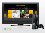 Watchever-App ab sofort auch auf der Xbox 360 verf&uuml;gbar! Mit der Watchever-App genie&szlig;en Sie Ihre Serien und Filme jetzt auch &uuml;ber die Xbox 360.   &nbsp;&copy;&nbsp;Watchever, Microsoft