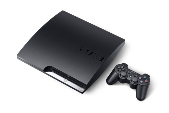 PS3. Slim-Modell © Sony