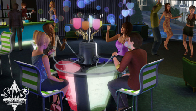 Die Sims 3: Party © Electronic Arts