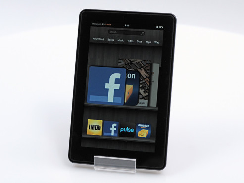 Amazon Kindle Fire © Amazon