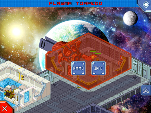 Strategiespiel Star Command: Ammotoken © Warballoon
