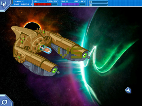 Strategiespiel Star Command: Feind © Warballoon