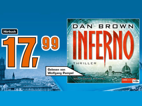 Dan Brown: Inferno © Saturn